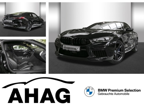 BMW M8 Competition xDrive Coupe, Dienstwagen, AHAG Dülmen GmbH, 48249 Dülmen