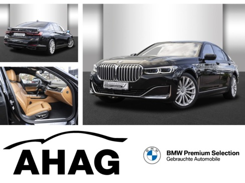 BMW 750d xDrive, Dienstfahrzeug, AHAG Dülmen GmbH, 48249 Dülmen