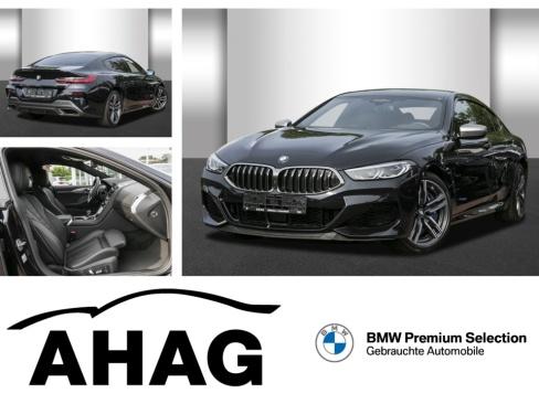 BMW M850i xDrive Gran Coupe Steptronic, Dienstwagen, AHAG Dülmen GmbH, 48249 Dülmen