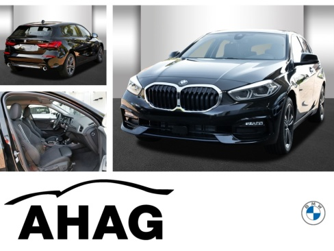 BMW 118d Sport Line, Neuwagen, AHAG Coesfeld GmbH, 48653 Coesfeld