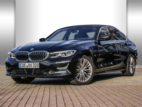 BMW 320d xDrive Luxury Line Automatik
