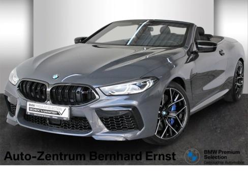 BMW M8 Competition xDrive Cabrio, Dienstfahrzeug, Auto-Zentrum Bernhard Ernst, 58455 Witten