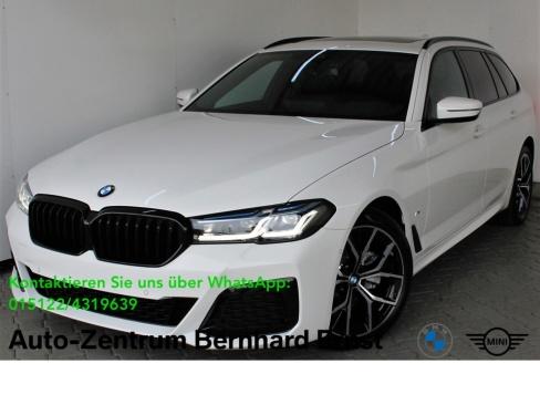 BMW 520d xDrive Touring, Vorführwagen, Auto-Zentrum Bernhard Ernst, 58455 Witten