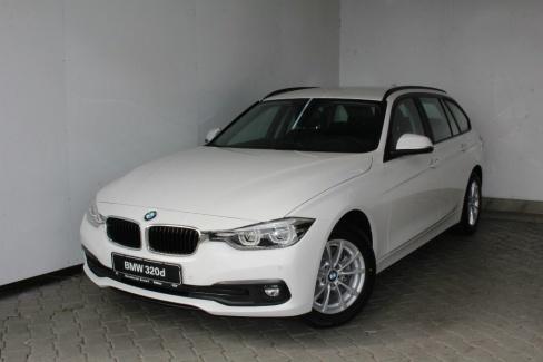 BMW 320d Touring, Tageszulassung, Auto-Zentrum Bernhard Ernst, 58455 Witten