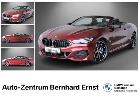 BMW 840i xDrive Cabrio, Dienstwagen, Auto-Zentrum Bernhard Ernst, 58455 Witten