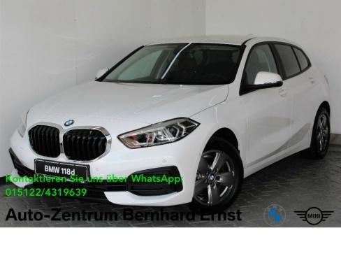 BMW 118d Advantage, Vorführwagen, Auto-Zentrum Bernhard Ernst, 58455 Witten