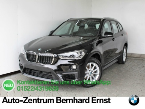 BMW X1 sDrive18i Advantage, Tageszulassung, Auto-Zentrum Bernhard Ernst, 58455 Witten