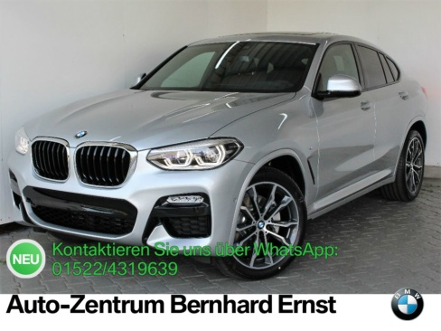 BMW X4 xDrive25d AT M Sport