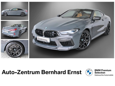 BMW M8 Competition xDrive Coupe, Dienstwagen, Auto-Zentrum Bernhard Ernst, 58455 Witten