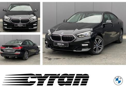 BMW 218d Gran Coupe Sport Line