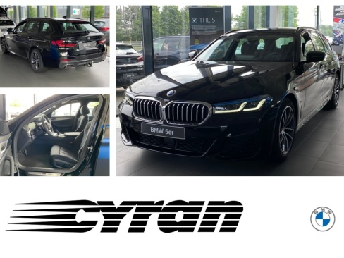 BMW 520d Touring, Neuwagen, Autohaus Cyran GmbH, 48599 Gronau