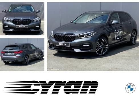 BMW 116d Sport Line, Vorführwagen, Autohaus Cyran GmbH, 48599 Gronau