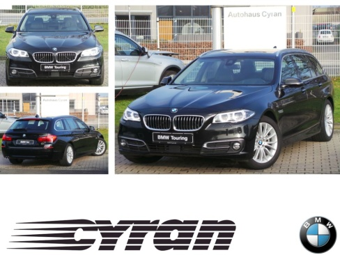 BMW 520d Touring Luxury Line