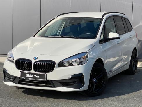 BMW 216d Gran Tourer Advantage, Dienstwagen, Autohaus Cyran GmbH, 48599 Gronau