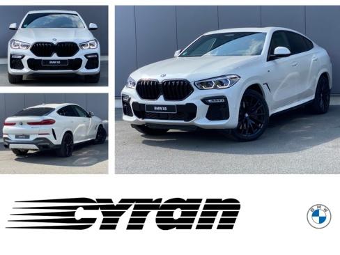 BMW X6 M50d, Gebrauchtwagen, Autohaus Cyran GmbH, 48599 Gronau