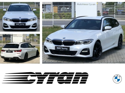 BMW 320d xDrive Touring M Sport Auto