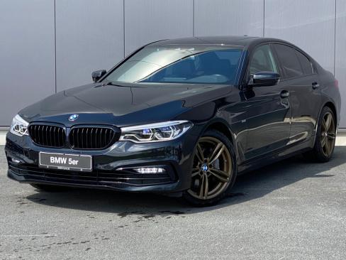 BMW 540i Sport Line
