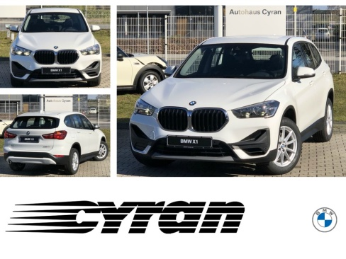 BMW X1 sDrive18i Advantage, Neuwagen, Autohaus Cyran GmbH, 48599 Gronau