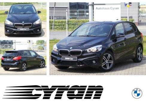 BMW 220i Active Tourer Sport Line