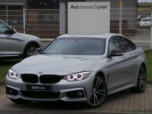 BMW 425d Gran Coupe M Sport, Gebrauchtwagen, Autohaus Cyran GmbH, 48599 Gronau