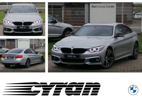 BMW 425d Gran Coupe M Sport