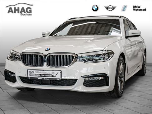 BMW 530i xDrive Touring, Dienstwagen, AHAG Bochum GmbH, 44809 Bochum