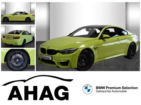BMW M4 Coupe, Dienstfahrzeug, AHAG Bochum GmbH, 44809 Bochum