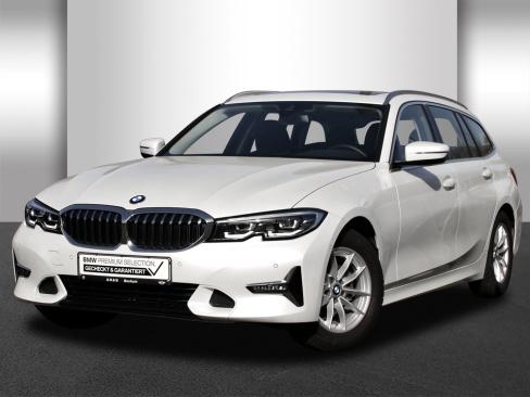 BMW 320i Touring Luxury Line Auto
