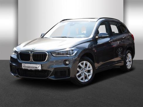 BMW X1 sDrive18i, Dienstwagen, AHAG Bochum GmbH, 44809 Bochum