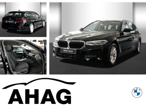 BMW 520d Touring, Vorführfahrzeug, AHAG Bochum GmbH, 44809 Bochum