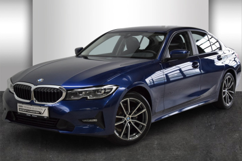 BMW 318d Advantage