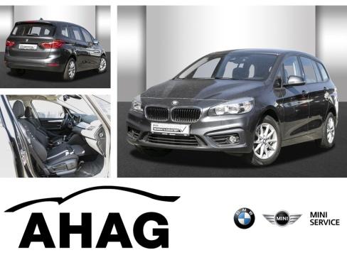 BMW 218i Gran Tourer Advantage, Gebrauchtwagen, AHAG Bochum GmbH, 44809 Bochum