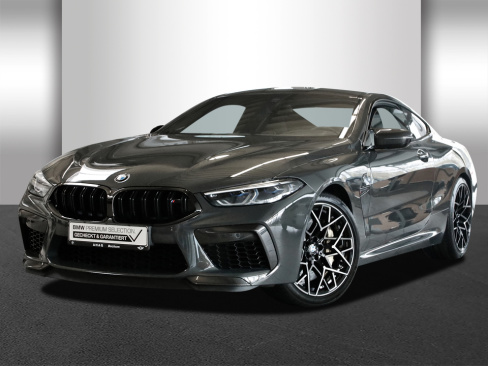 BMW M8 Competition xDrive Coupe