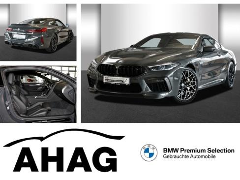 BMW M8 Competition xDrive Coupe, Dienstfahrzeug, AHAG Bochum GmbH, 44809 Bochum