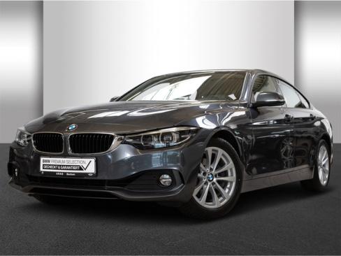 BMW 420i Gran Coupe Advantage, Dienstwagen, AHAG Bochum GmbH, 44809 Bochum