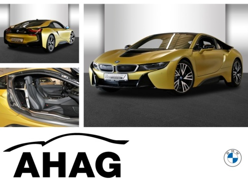 BMW i8 Protonic Frozen Yellow Edtion, Gebrauchtfahrzeug, AHAG Bochum GmbH, 44809 Bochum