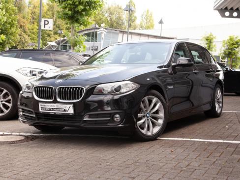 BMW 520i Touring, Gebrauchtwagen, AHAG Bochum GmbH, 44809 Bochum