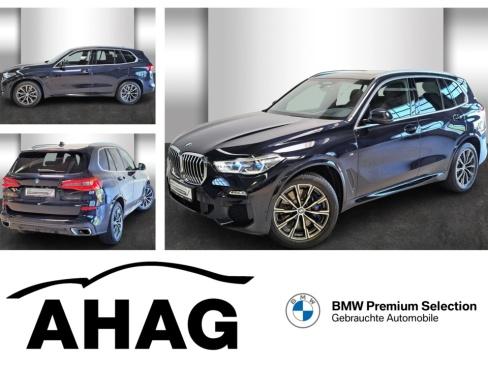 BMW X5 xDrive40d, Dienstwagen, AHAG Bochum GmbH, 44809 Bochum