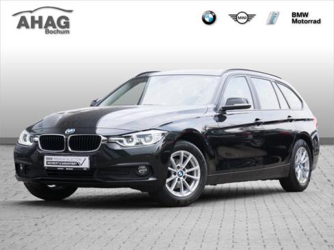 BMW 318i Touring Advantage, Dienstwagen, AHAG Bochum GmbH, 44795 Bochum