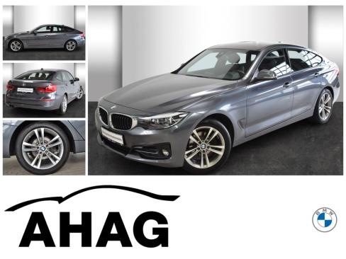 BMW 320d Gran Turismo Sport Line