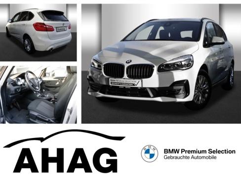 BMW 218i Active Tourer Advantage, Dienstwagen, AHAG Bochum GmbH, 44795 Bochum