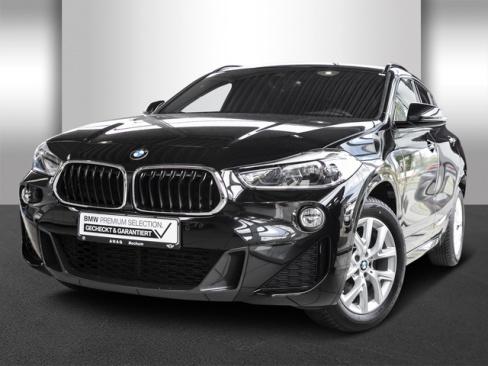BMW X2 xDrive20d M Sport Steptronic, Dienstwagen, AHAG Bochum GmbH, 44795 Bochum