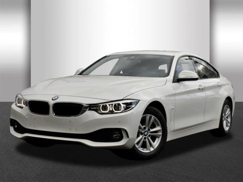 BMW 420d Gran Coupe Advantage, Gebrauchtwagen, AHAG Bochum GmbH, 44795 Bochum