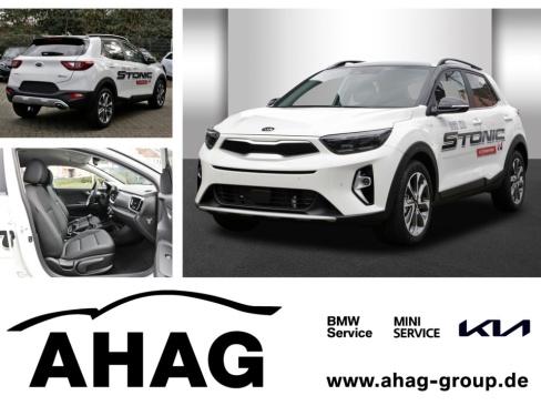 KIA Stonic 1.0T Platinum, Vorführwagen, AHAG Egon Gladen GmbH & Co. KG, 44795 Bochum