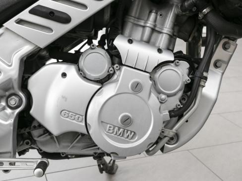 BMW F 650 CS Gebrauchtfahrzeug - AHAG Motorrad
