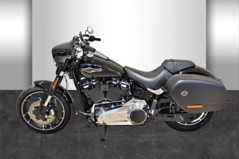 Harley-Davidson Sport Glide, Gebrauchtmotorrad, AHAG Bochum GmbH, 44809 Bochum