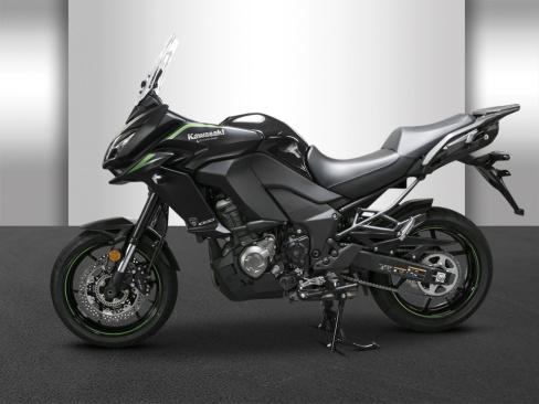 Kawasaki Versys 1000, Gebrauchtmotorrad, AHAG Coesfeld GmbH, 48653 Coesfeld