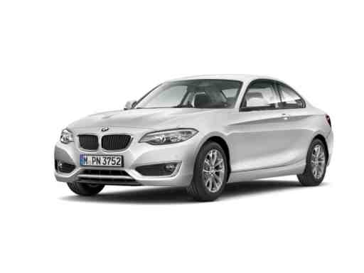 BMW 2er 218i Coupe Advantage