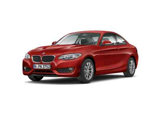 BMW 2er 218d Coupe Advantage