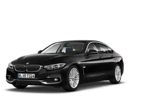 BMW 4er 418d Gran Coupe Luxury Line